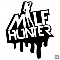 BMW matrica MILF Hunter csajjal