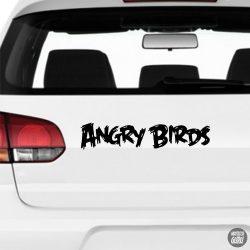 Angry Birds Felirat matrica