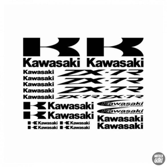 Kawasaki ZX7R szett 1 matrica