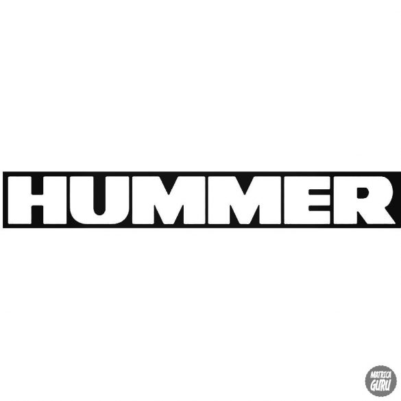 "HUMMER - Autómatrica ""2"""