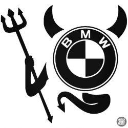 BMW matrica kisördög