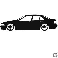 BMW matrica M5 E39