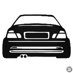 3 BMW matrica