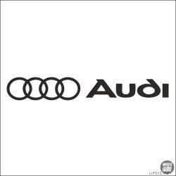 Audi embléma matrica 4