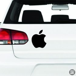 Apple Logó matrica