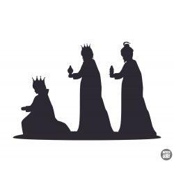 Betlehemi királyok Matrica