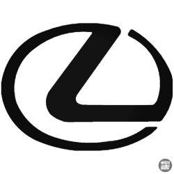 Lexus embléma matrica