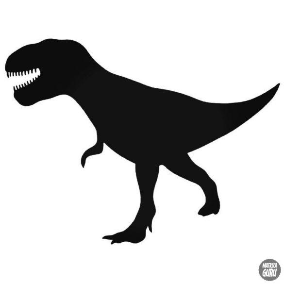"T-Rex ""1"" matrica"