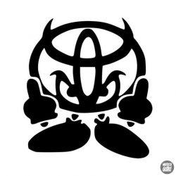 Toyota matrica Devil