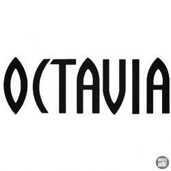 Skoda OCTAVIA felirat matrica