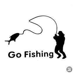 Go Fishing 1 matrica