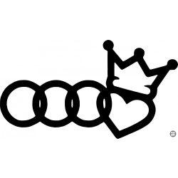 Audi matrica korona