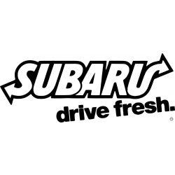 Subaru Drive Fresh matrica