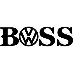 Volkswagen BOSS matrica