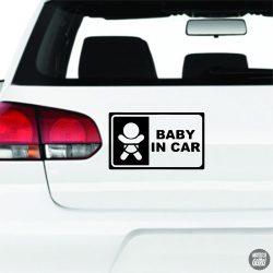 Baby in car autómatrica