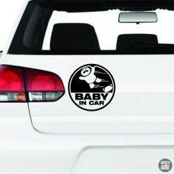 """Baby In Car """"2"""" autómatrica"""