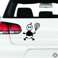Teniszező Baby autómatrica