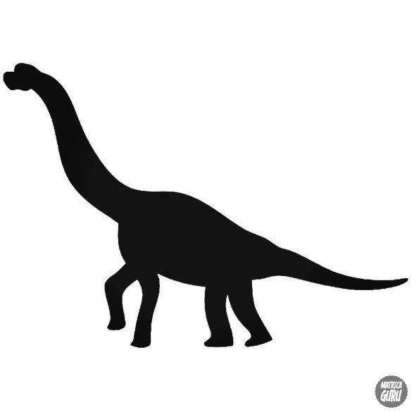 Brontoszaurusz matrica