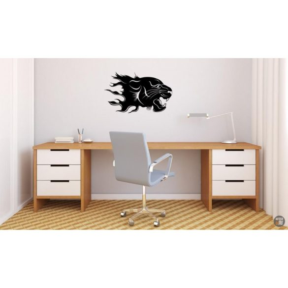 Fekete párduc Falmatrica