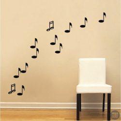 Hangjegyek Falmatrica (12 db)