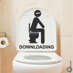 WC matrica Downloading