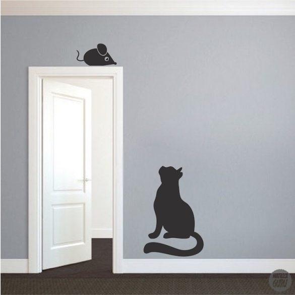 Macska és egér Falmatrica